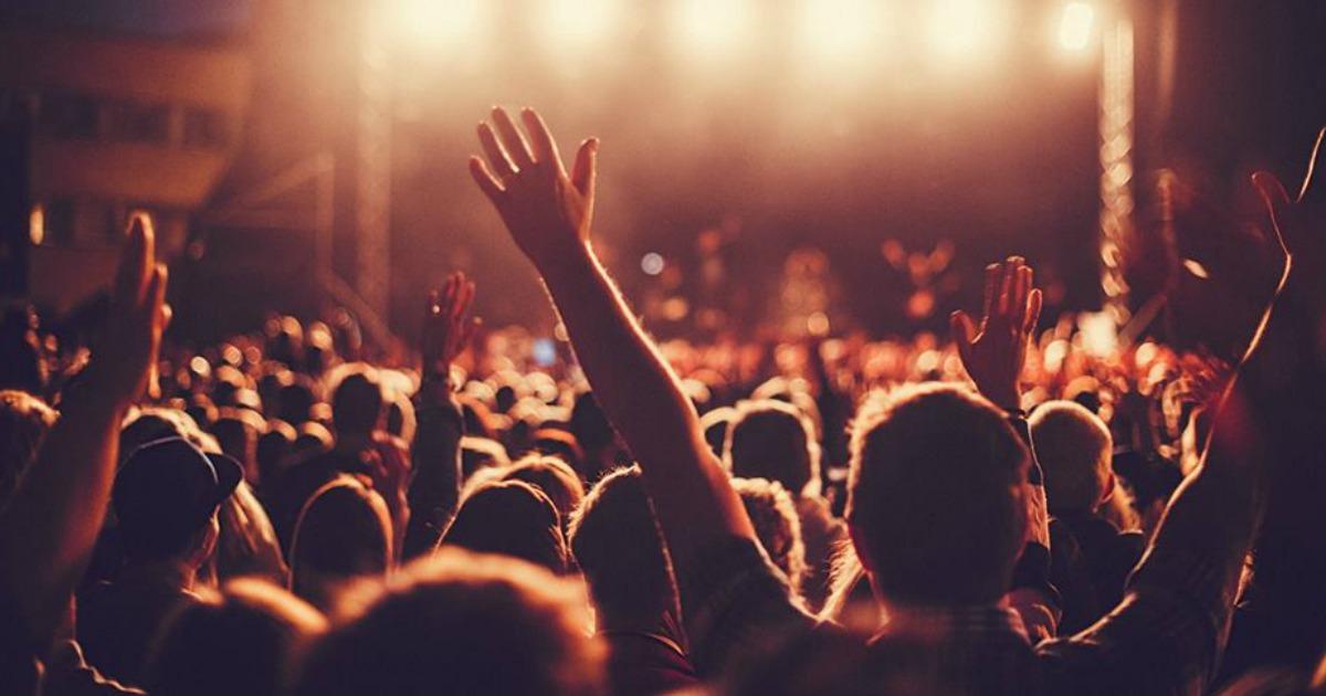 ticketmaster class action settlement – concert crowd