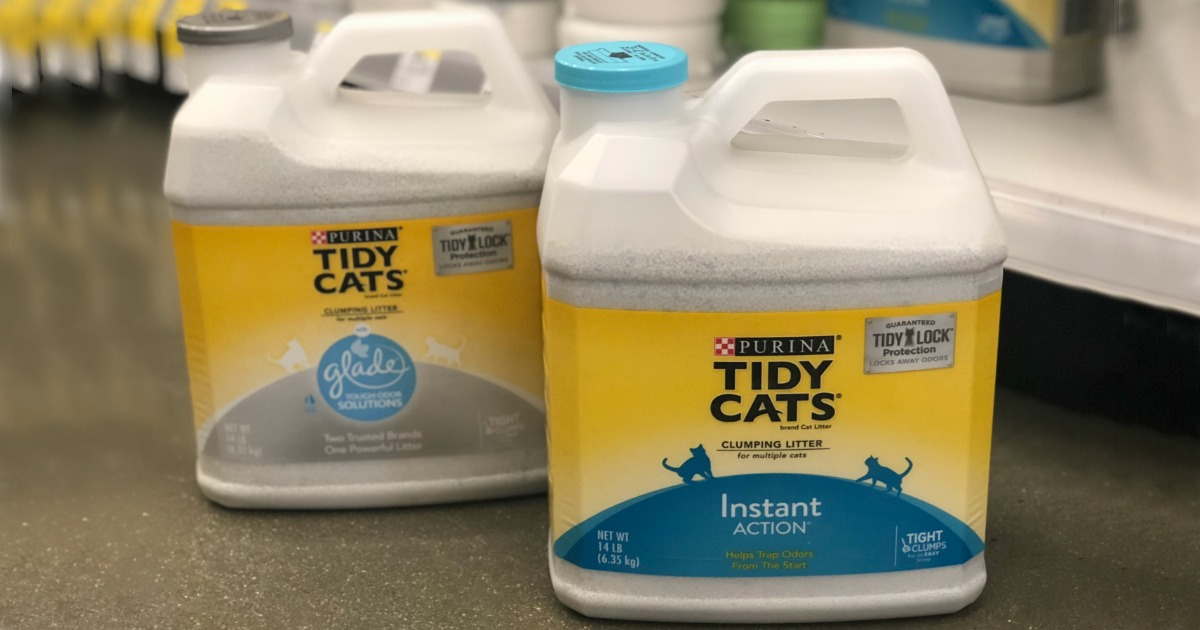 graphic regarding Tidy Cat Printable 3.00 Coupon named Walgreens: Purina Tidy Cats Clumping Clutter As Reduced As $3.50