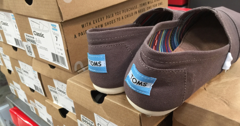 1ab20f2c72d Head on in to your local Costco Warehouse where you may find great deals on select  TOMS or Cole Haan Shoes for women! Please note that pricing and selection  ...