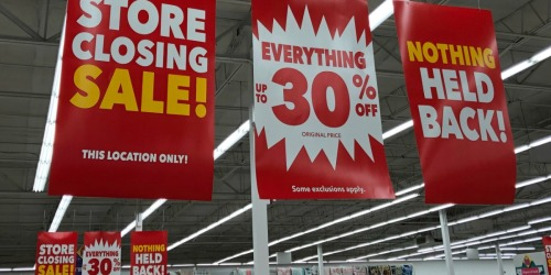 ToysRUs Closing Sale = Up to 30% Off Everything