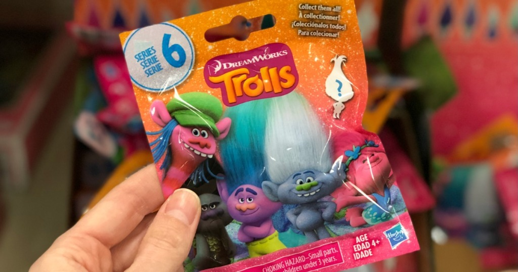 Trolls Mini Blind Bags Target