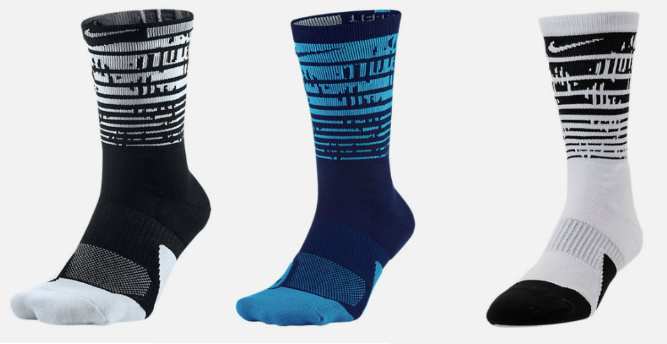 ae70a5a2186 TWELVE Pairs FinishLine Men s or Women s Socks ONLY  9.99 Shipped ...