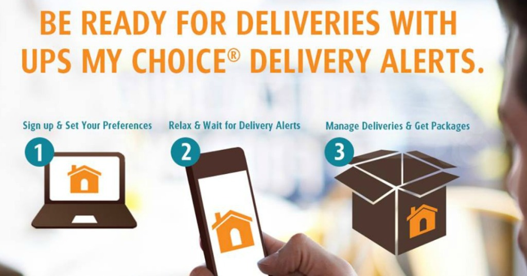 ShopRunner Members: Possible FREE Year of UPS MyChoice