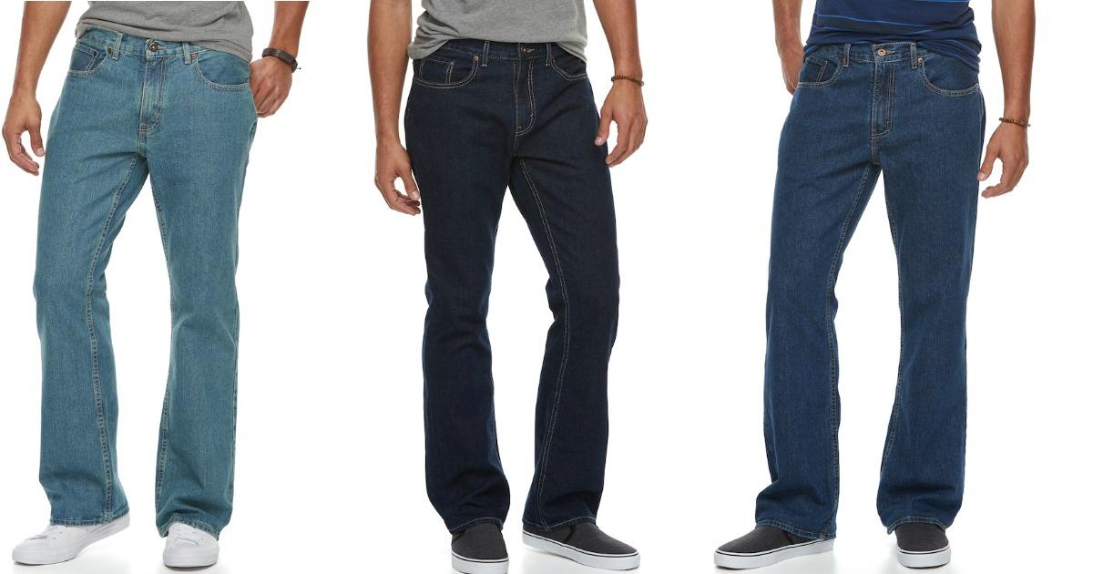 0b4e6fce Kohl's Cardholders: Urban Pipeline Men's Jeans ONLY $13.99 Shipped + More