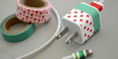 10 Adorable Ideas for Your Washi Tape Addiction