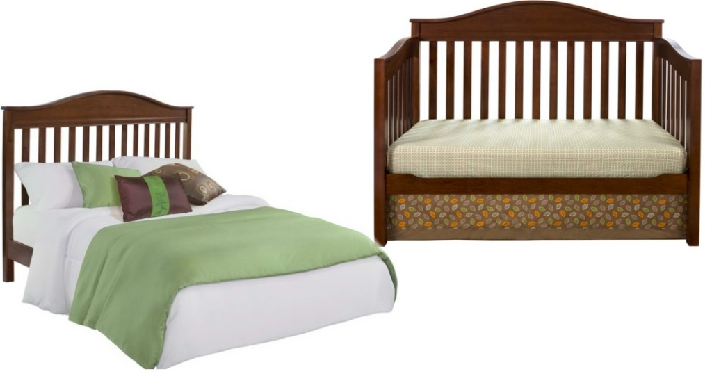 Eddie Bauer 3 In 1 Convertible Crib Only 158 99 Shipped