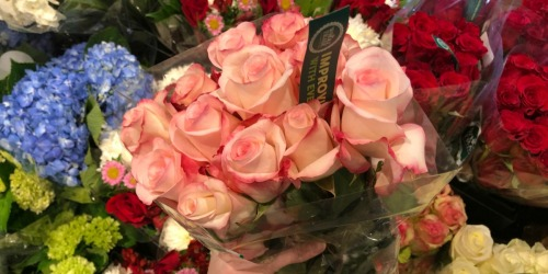 TWO Dozen Whole Foods Market Roses ONLY $19.99 For Amazon Prime Members