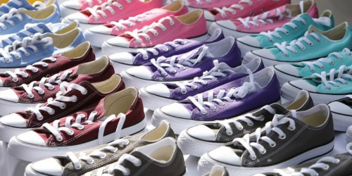 Converse Shoes for the Family as Low as $15.98 Shipped