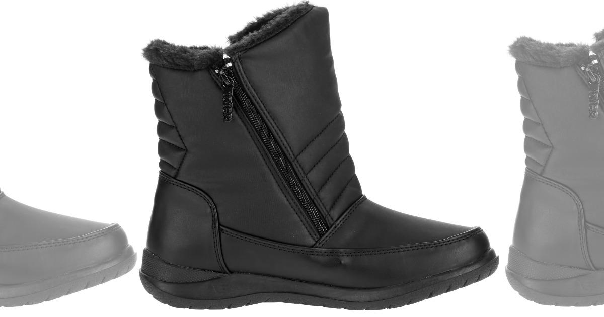 Walmart: Totes Women's Waterproof Boots