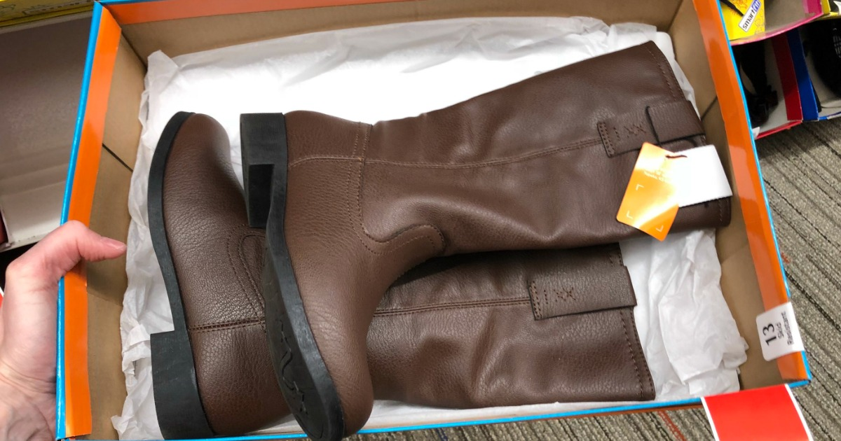 d32210be12 Payless ShoeSource  TWO Pairs of Girls Boots Just  10 for BOTH (Regularly   30 Each)   More