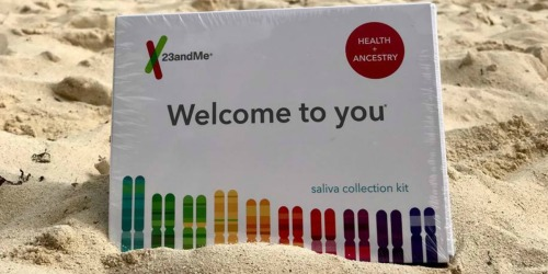 Amazon: 23andMe DNA Health AND Ancestry Test + Genetic Service Only $99.99 Shipped (Regularly $199)