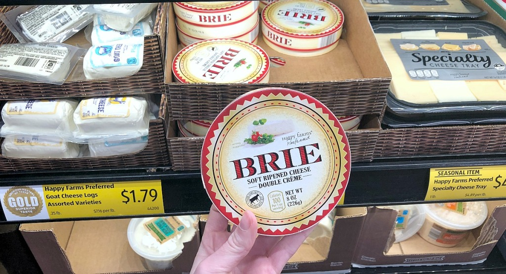 cheese selection at aldi hip2save
