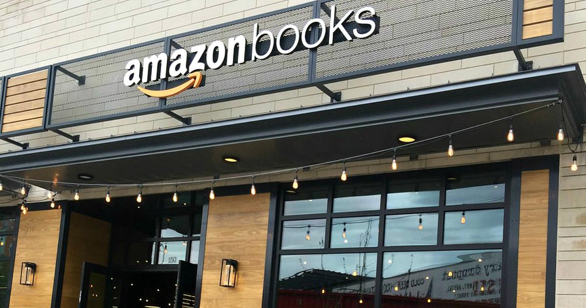 AmazonBooks Outside