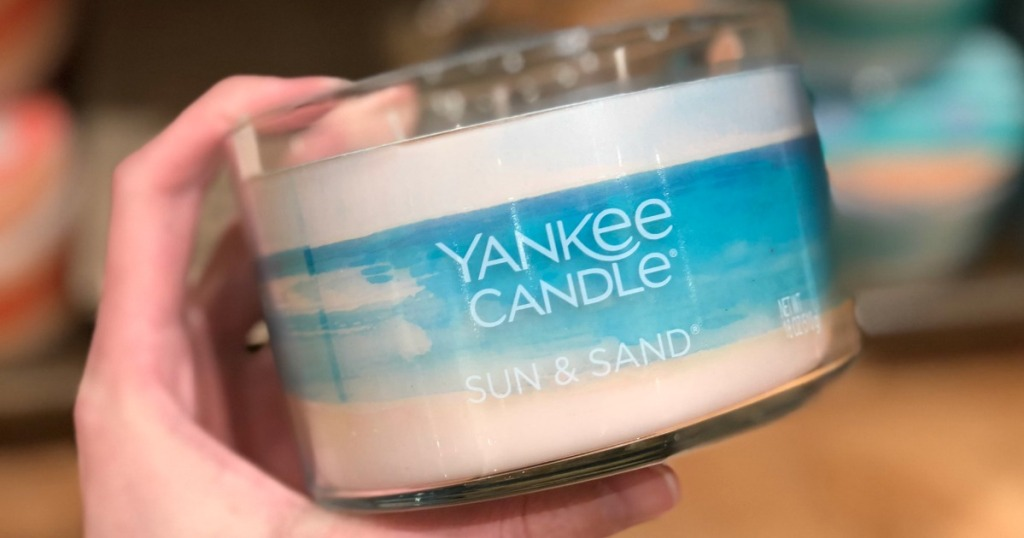 70% Off Yankee Candle Beach Scenes Candles & More