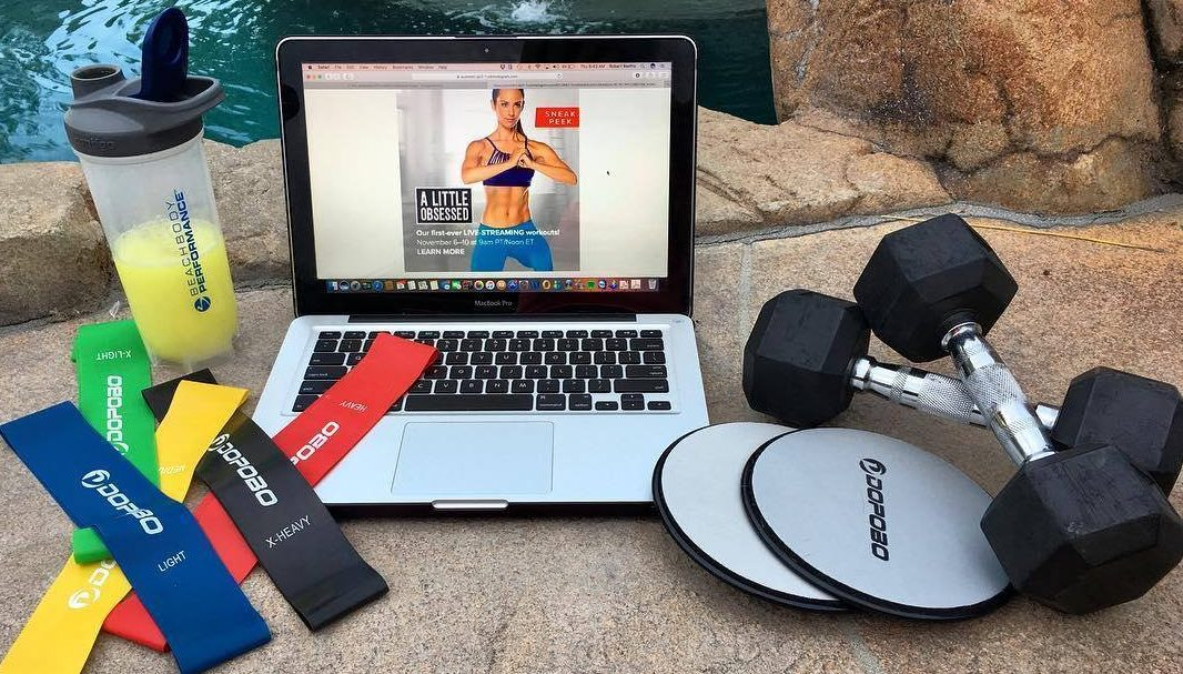 Free beachbody on demand trial deal offers workouts on your laptop