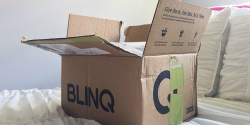 Extra 20% Off at BLINQ + Free Shipping = Unbeatable Deals on Returned & Overstock Products