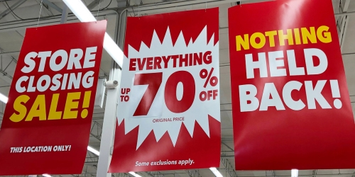 Up to 70% Off BabiesRUs/ToysRUs Liquidation Sale