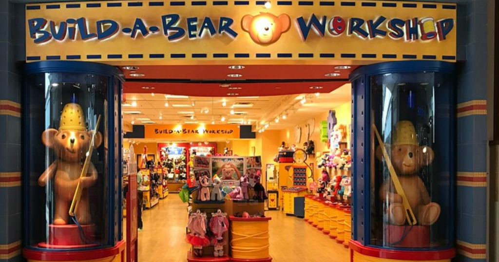Build-A-Bear Workshop store front