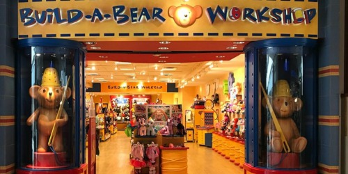 Pay Your Age for Any Furry Friend at Build-A-Bear Workshop is BACK (for 200,000)