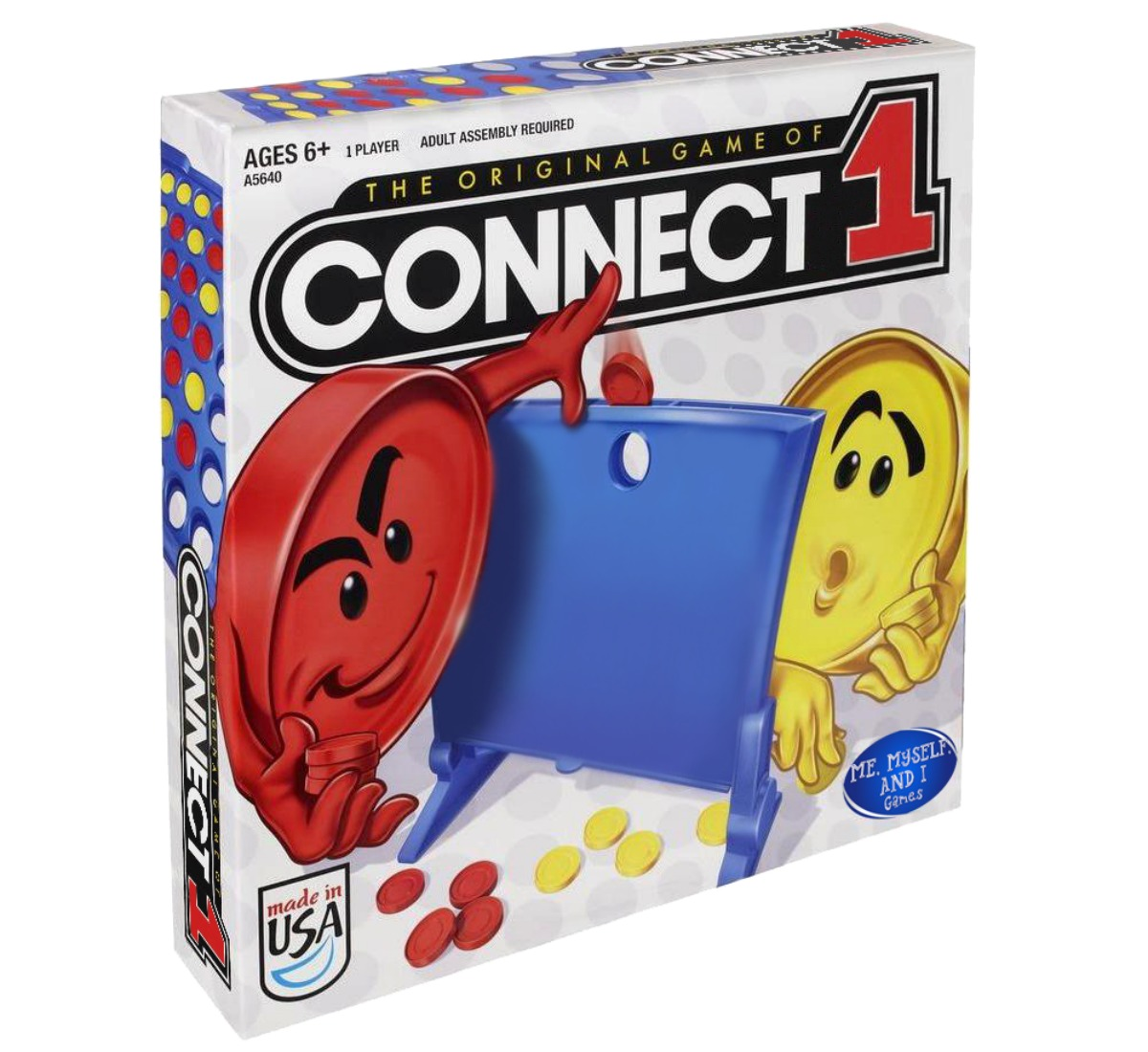 connect 1 game hip2save