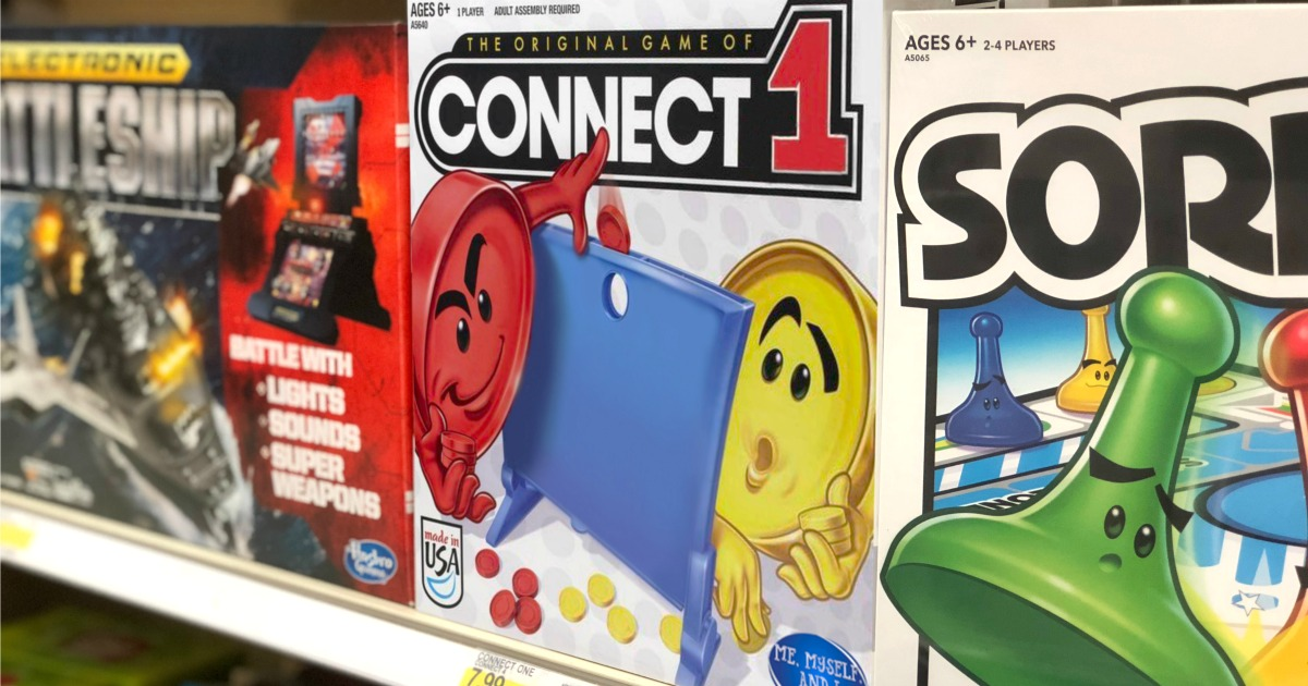 connect 1 game in store