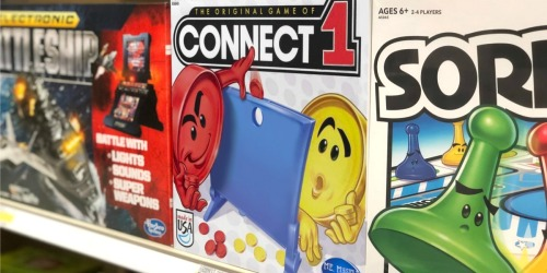 Connect ONE Board Game Only $4.99 (Regularly $15.99) – Just ONE Player Needed!