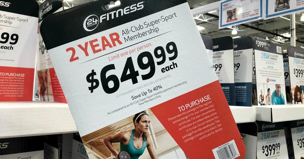 Costco Fitness