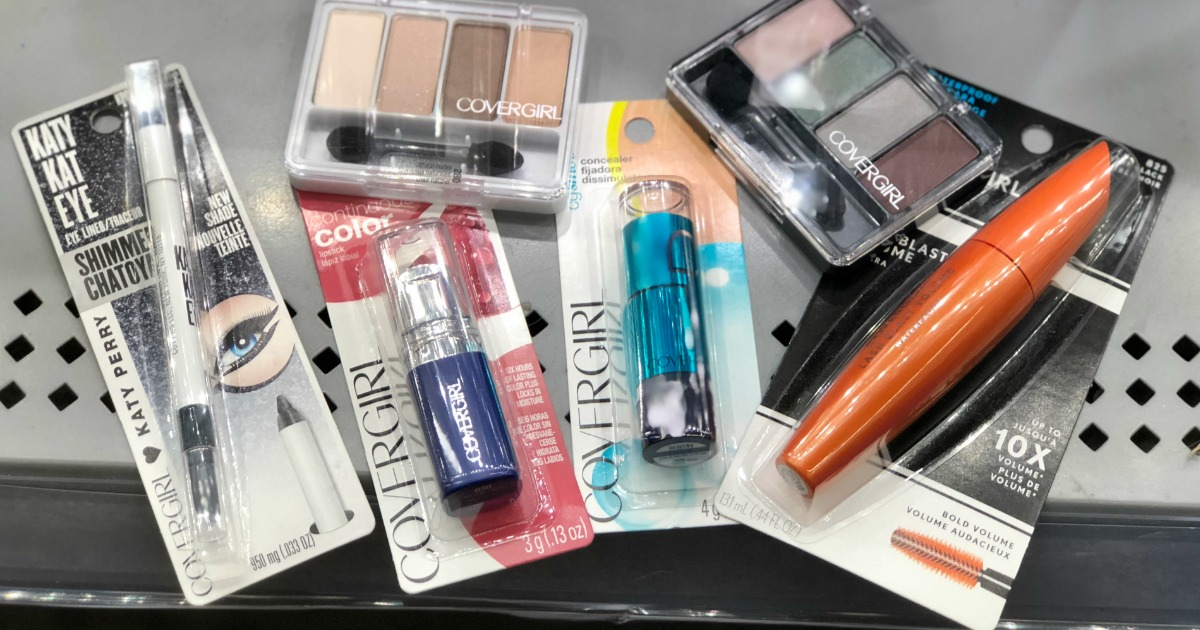 picture about Printable Covergirl Coupons referred to as $9 Significance of Refreshing CoverGirl Coupon codes \u003d Far better Than Totally free