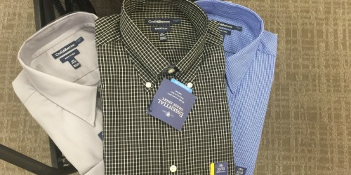 Kohl's Cardholders: FIVE Croft & Barrow or Apt 9 Men's Dress Shirts $28 Shipped (Just $5.60 Each) + More