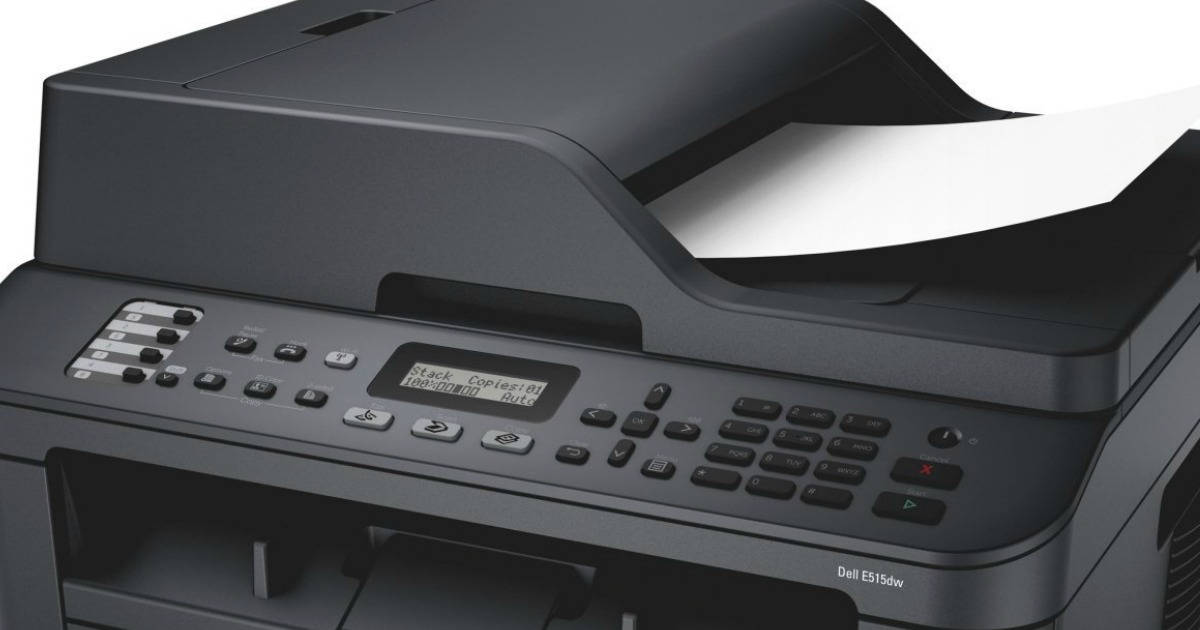 Dell E515dw Mono Laser Printer Staples - Best Pictures Of Dell