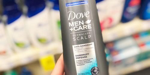 High Value $1.50/1 Dove Men+ Care Coupon = 70% Off Dermacare Shampoo at CVS (Starting 3/4)