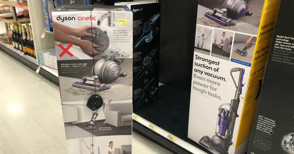 If You Re Heading In To Your Local Target Anytime The Near Future Keep An Eye Out For Possible Hot Clearance Offers On Dyson V8 Absolute Or Animal