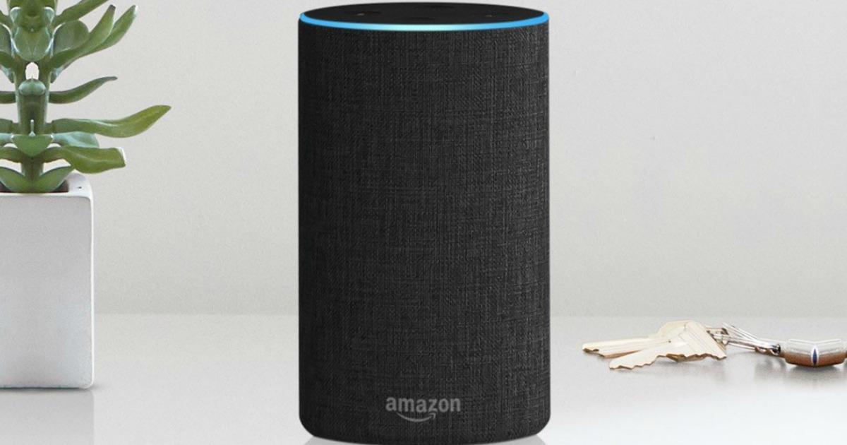 Echo 2nd Generation Just $51.91 Shipped (Regularly $100)