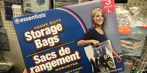 Space Saver Storage Bags Just $1 at Dollar Tree