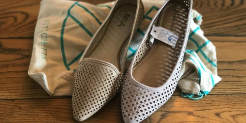 Flats for OVER $50 Or Flats for UNDER $13? Thanks Walmart!