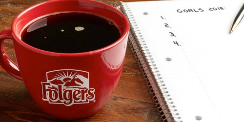 Folgers Coffee Canisters Only $3.41 at Sam's Club