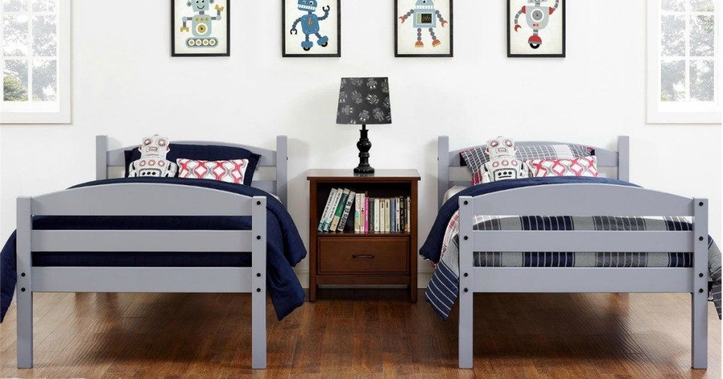 Better Homes And Gardens Wooden Bunk Bed Set Only 159 Shipped