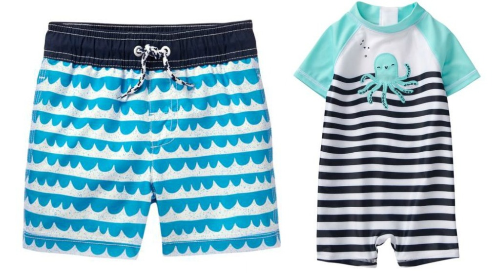 98021862c379d Toddler Boy Waves Swim Trunks $9.99 (regularly $22.95) Use promo code  FRIENDSRFAMILY at checkout. Final Cost ONLY $5 shipped!
