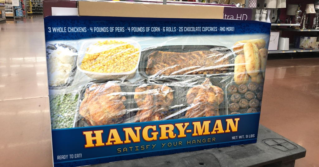 hangry man available in stores now