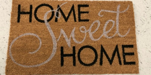 Cute Doormats Only $9.99 at Hobby Lobby