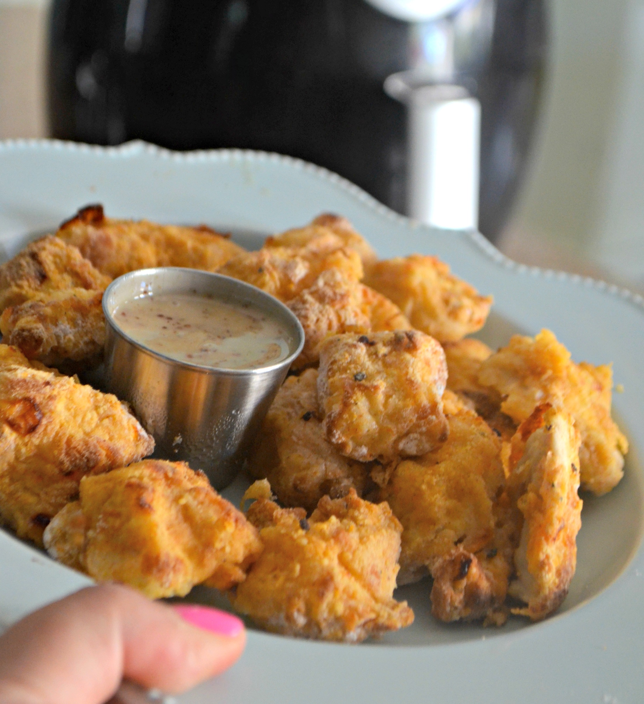 How to make homemade chicken tenders in air fryer