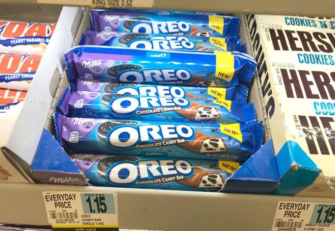 Rite Aid FREE Oreo Candy Bars