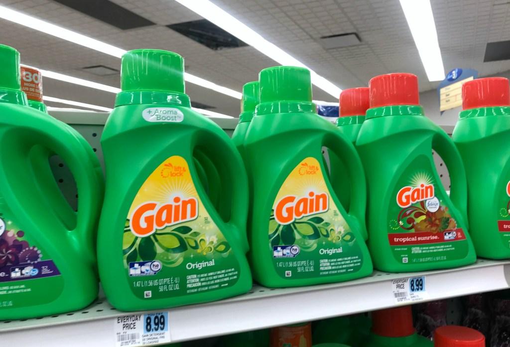 Rite Aid Gain Detergent