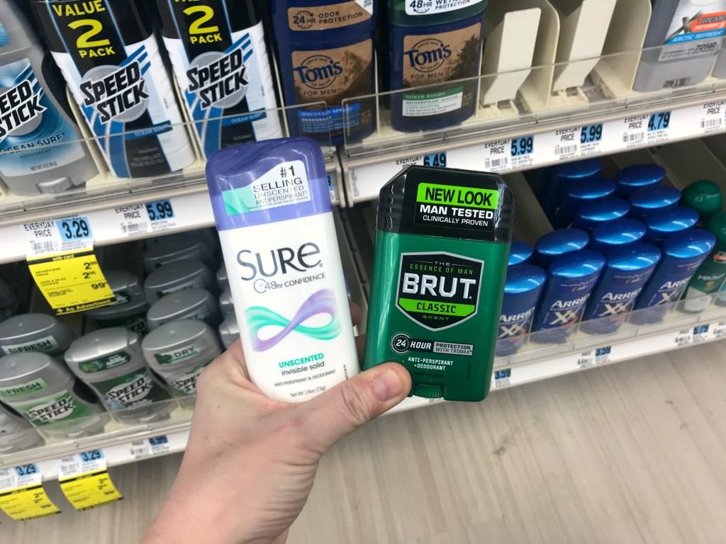 Rite Aid Sure Brut