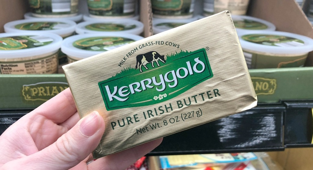 kerrygold grass fed butter at aldi hip2save