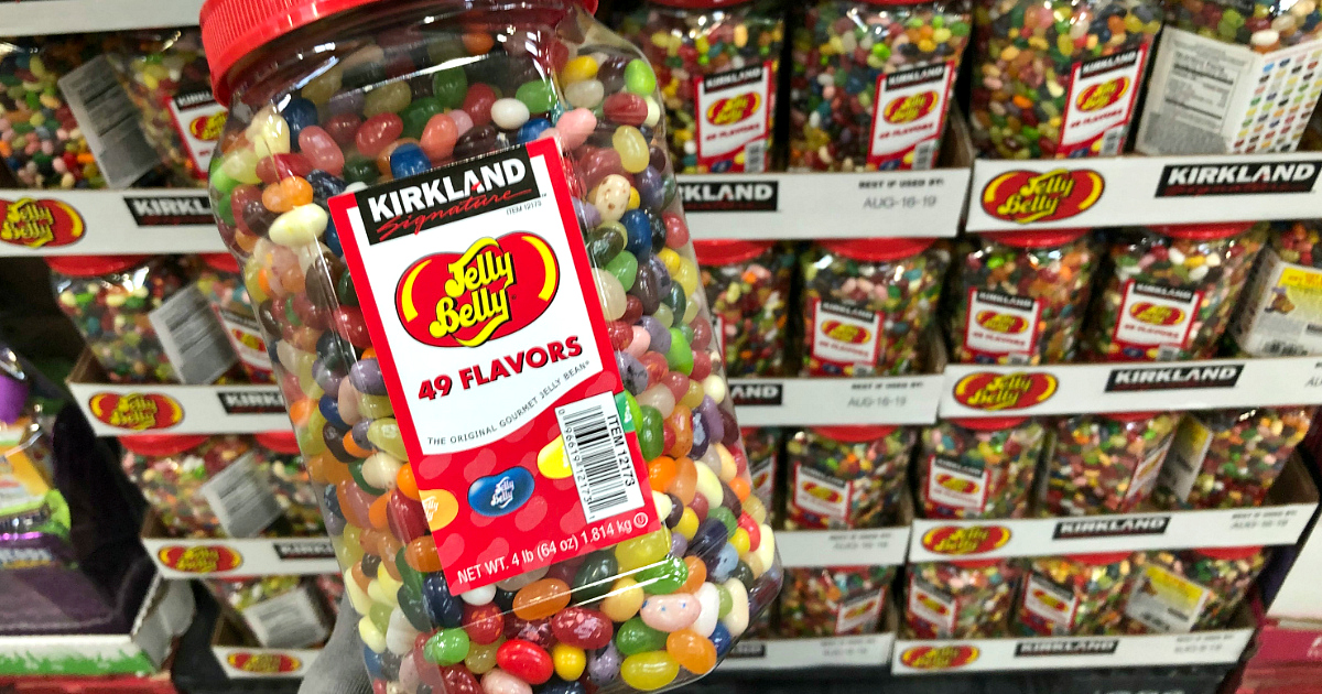 New Costco deals include these Jelly Belly jellybeans