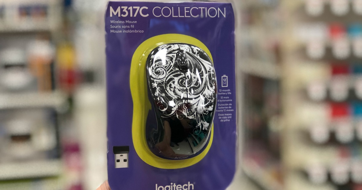 50 Off Logitech Wireless Mouse At Target Hip2save
