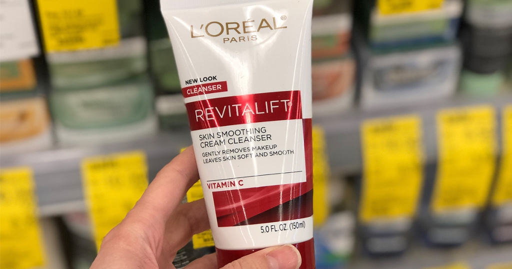 44025bf854c Head on over to Coupons.com and print a coupon to save $2/1 any L'Oréal  Paris Skin Care Product (excludes trial/travel size) – valid through April  3rd.
