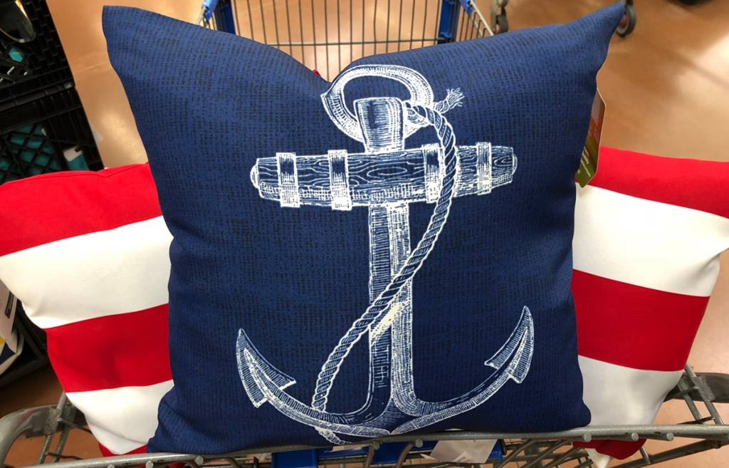 Outdoor Throw Pillows Only 5 Or Less At Walmart In Store Online