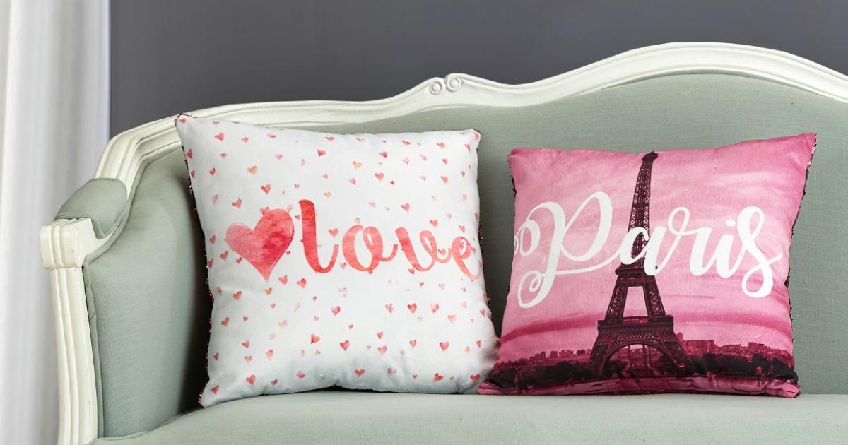 Mainstays Throw Pillows Just 5 At Walmart Hip2save
